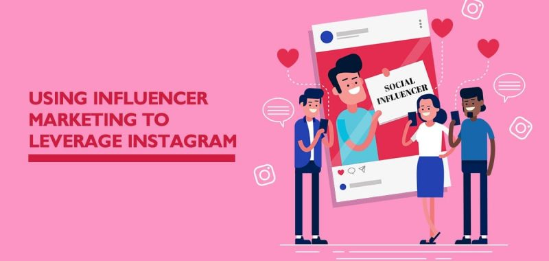Using influencer marketing to leverage Instagram
