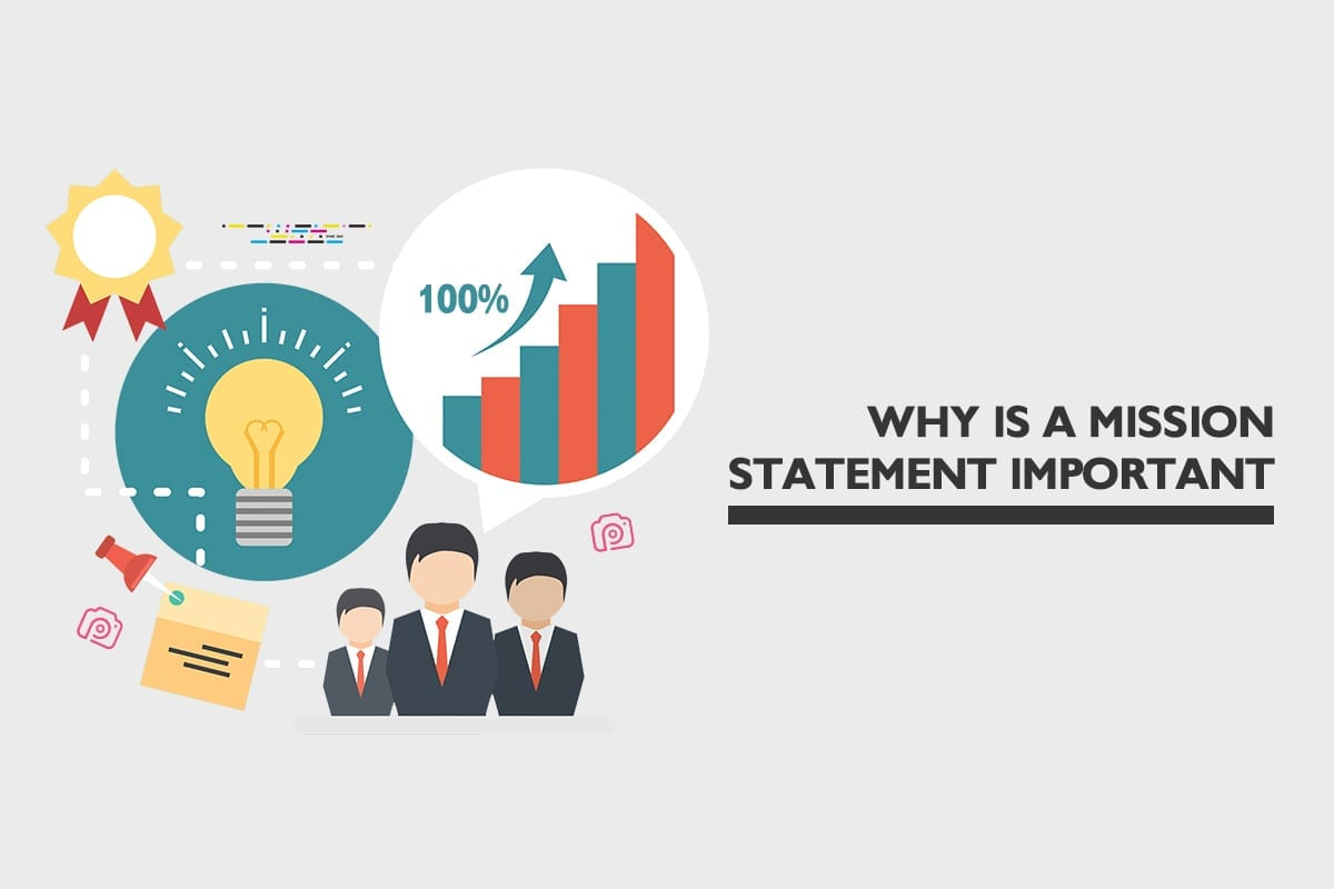 Why is a mission statement important?