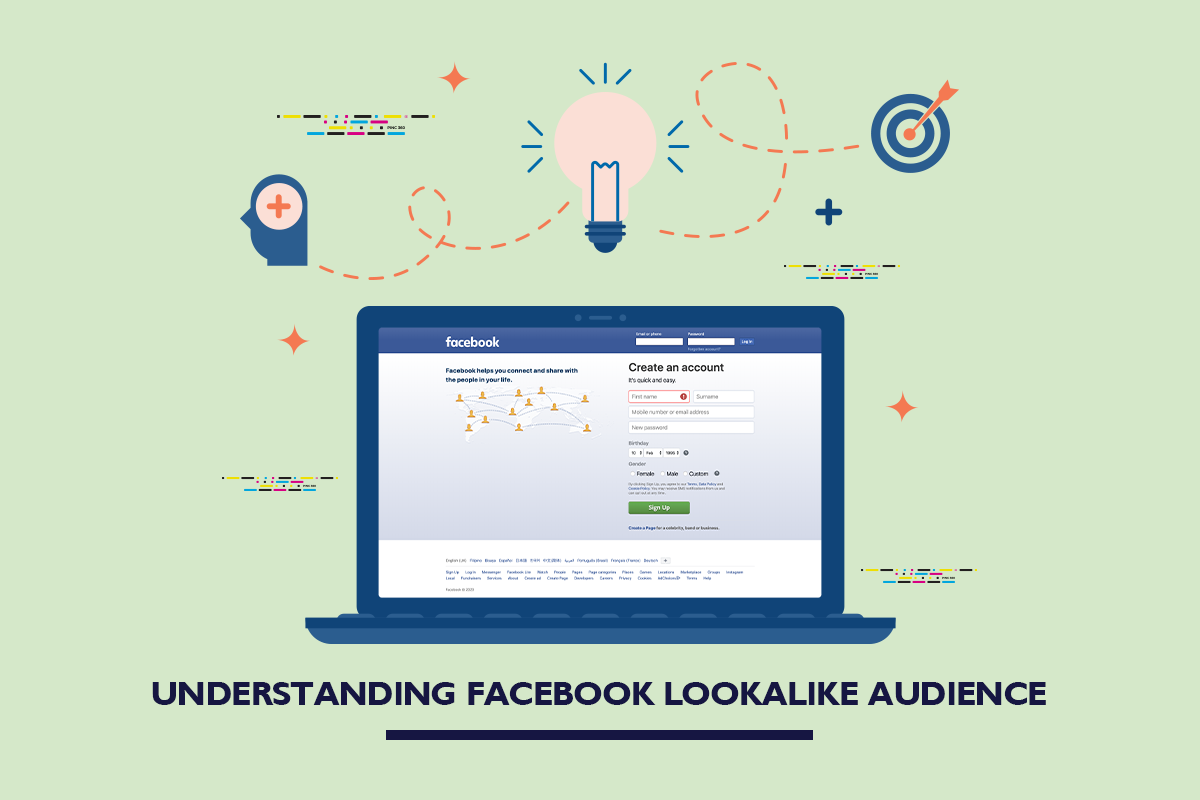 What is Facebook lookalike audience?