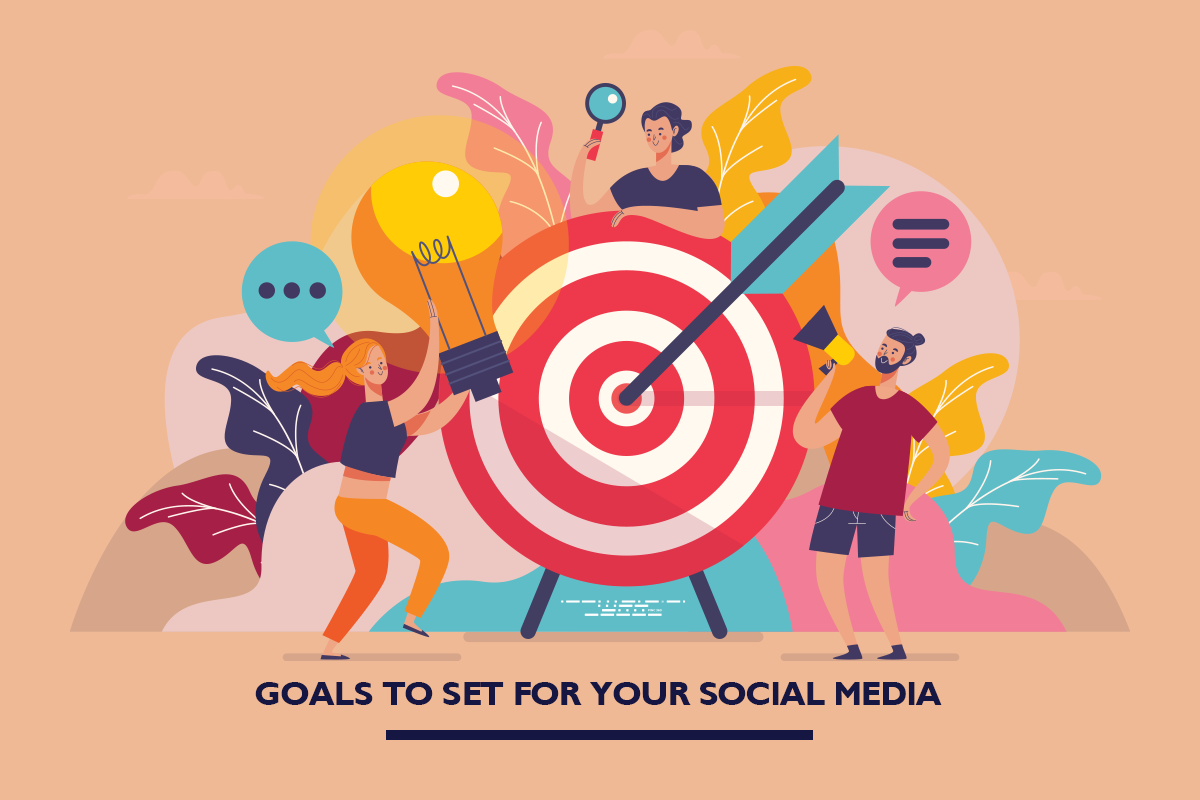 Goals to set for your social media