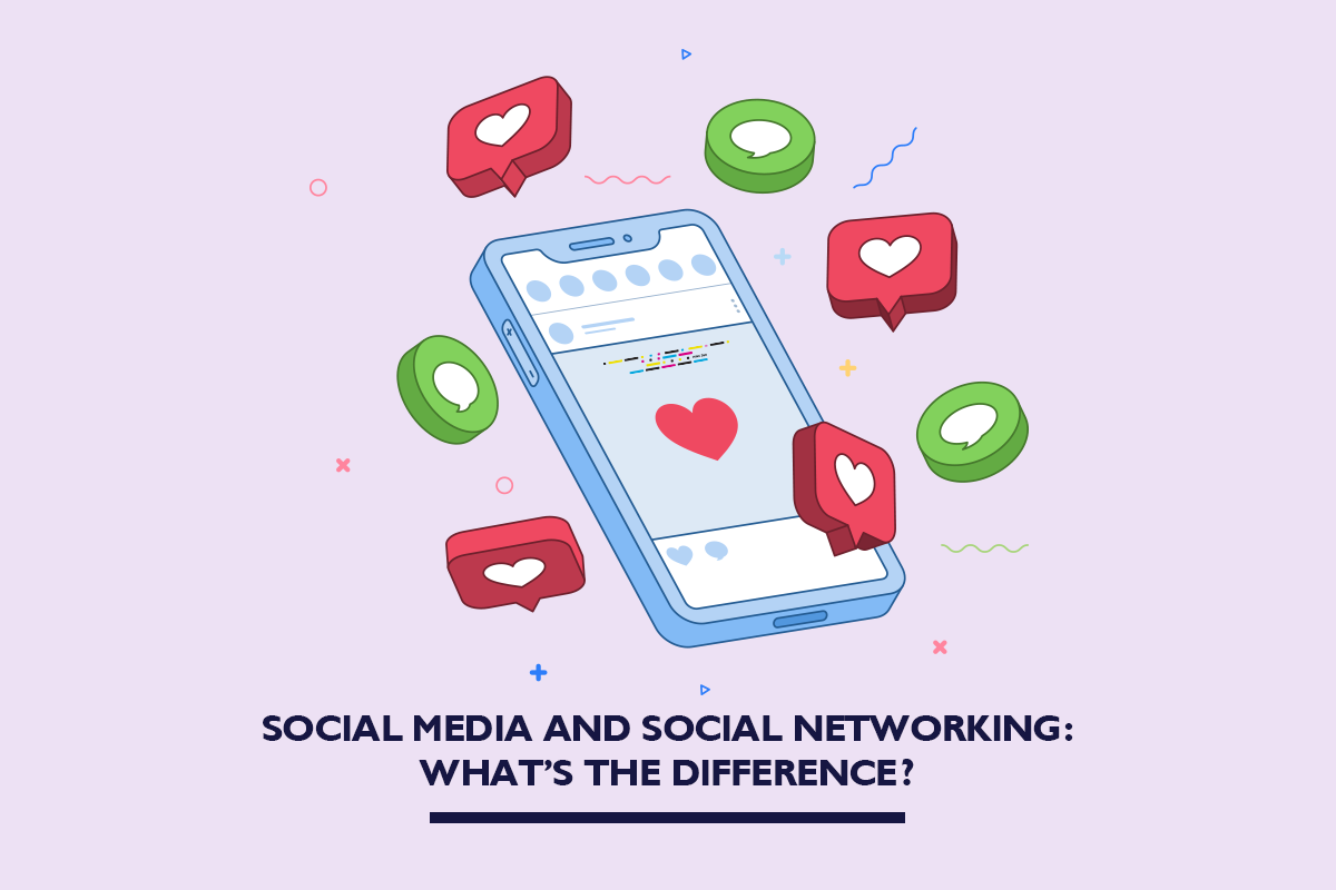 Social Media and Social Networking: What's the difference?