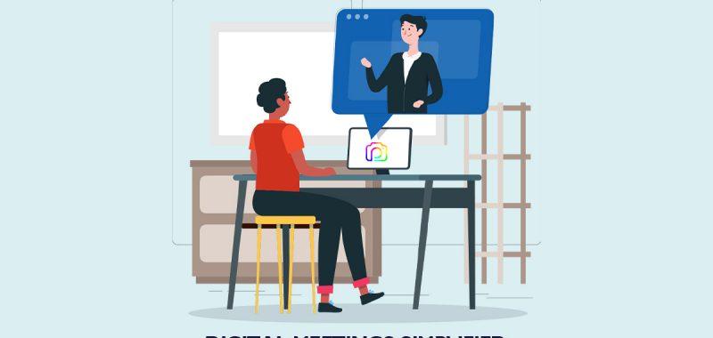 Digital meetings simplified
