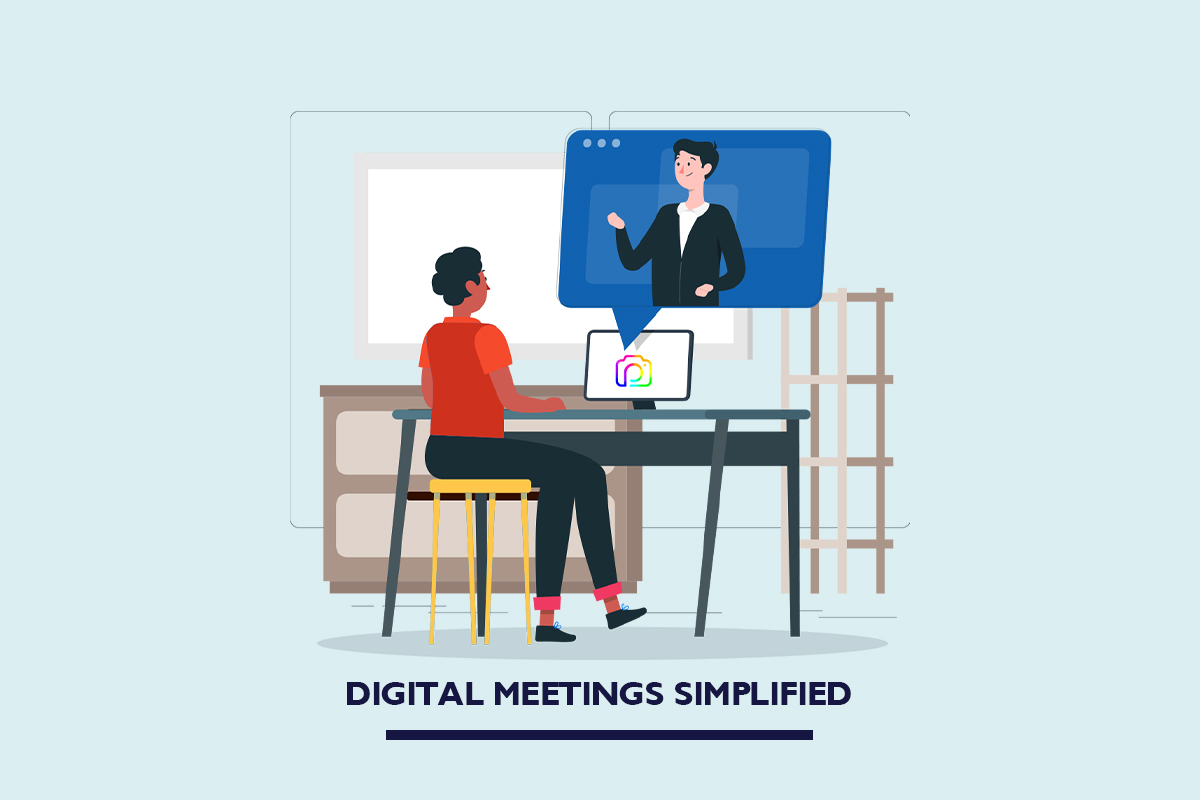 Digital meetings simplified
