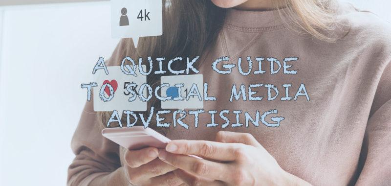 Social media advertising – getting started