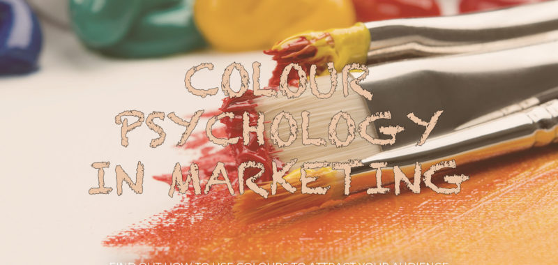 Colour psychology in marketing